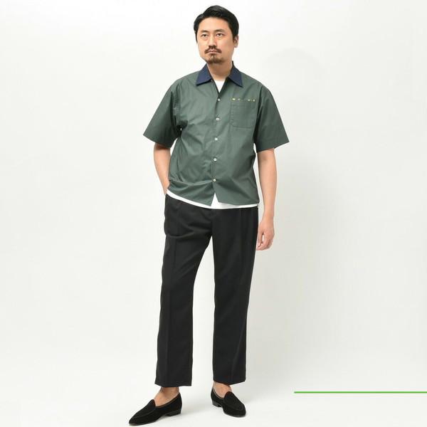 MARNI(マルニ) ショートスリーブシャツ 2021ssCollection!!