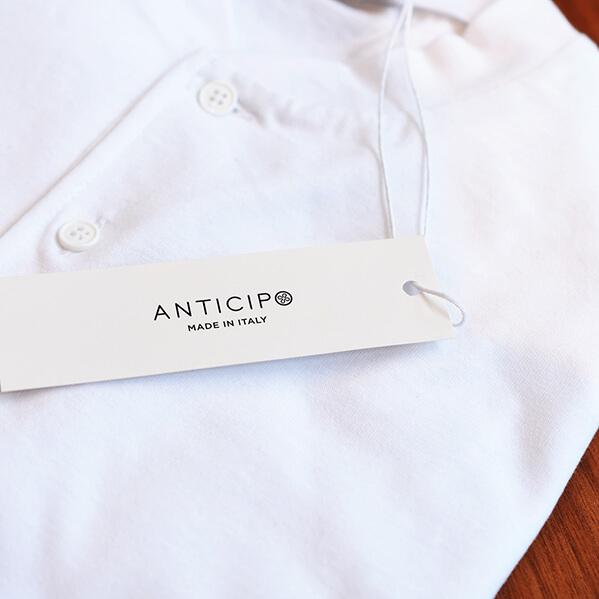 ANTICIPOの白黒カットソー再入荷のお知らせ!
