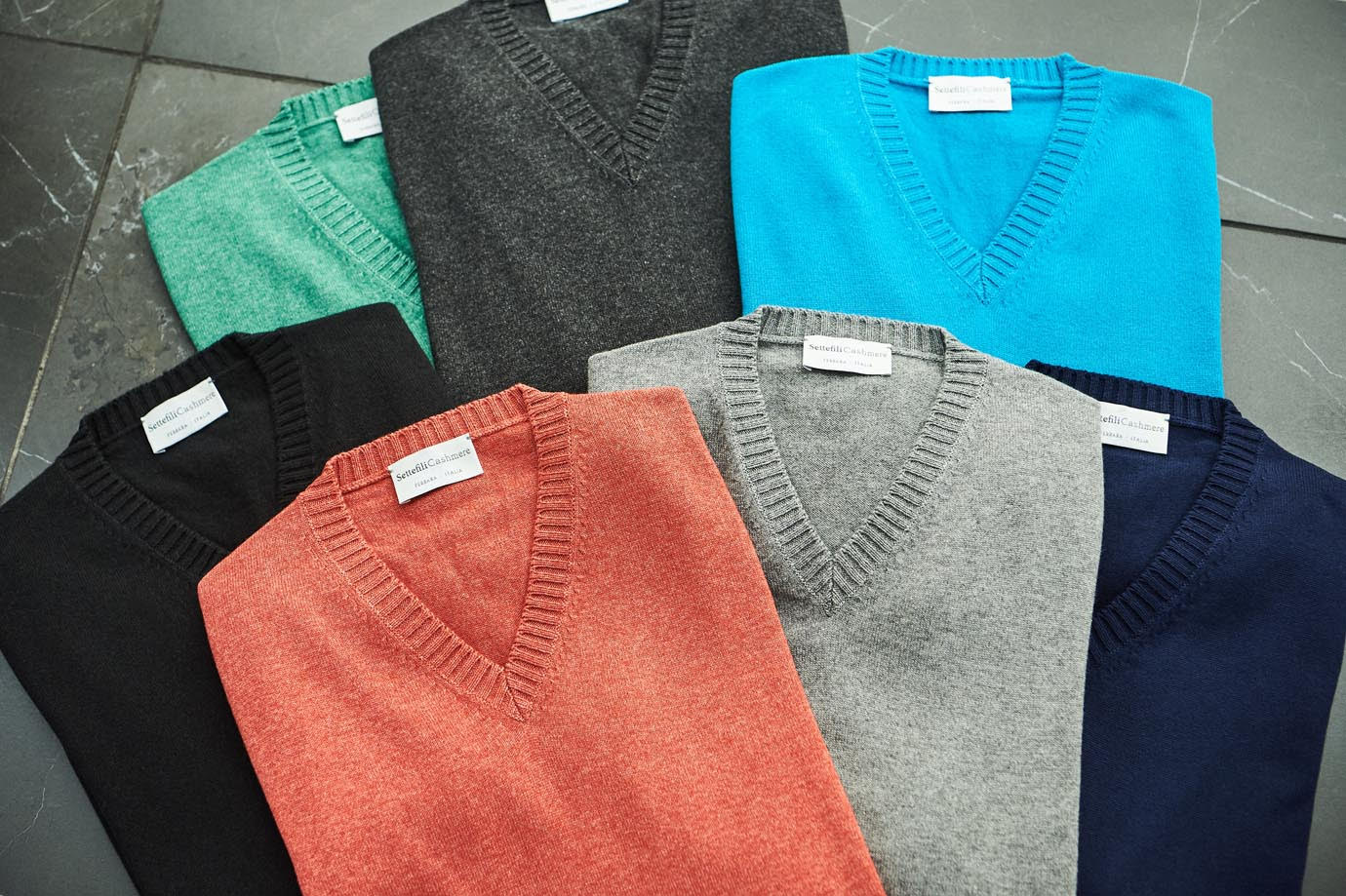 Autumn starting with knitwear