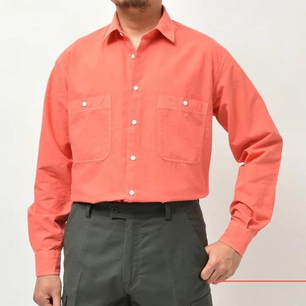 シャツも秀逸! ASPESI(アスペジ)シャツ2型