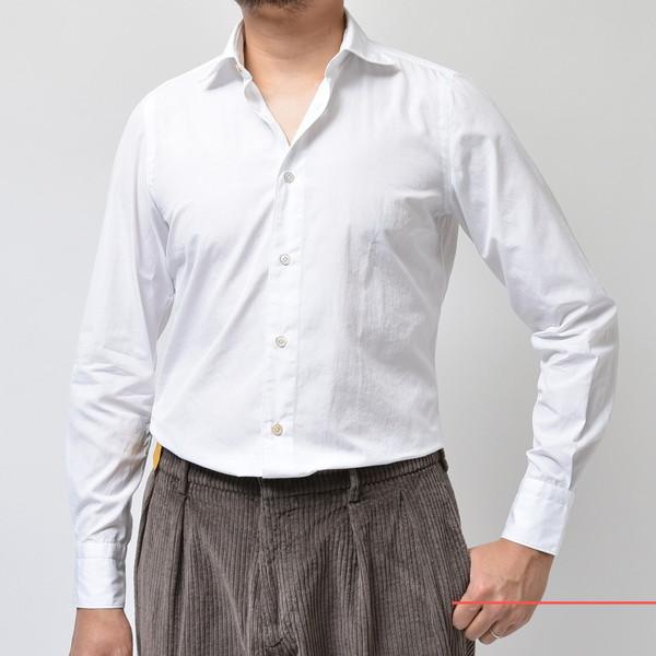 スーパークオリティー! Finamore(フィナモレ)シャツ3型