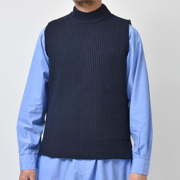 追加も到着! MARNI(マルニ) ウールシャツ・ウールパンツ2型・メルトンシャツ・ニットベスト・カバーオール 2021fwCollection