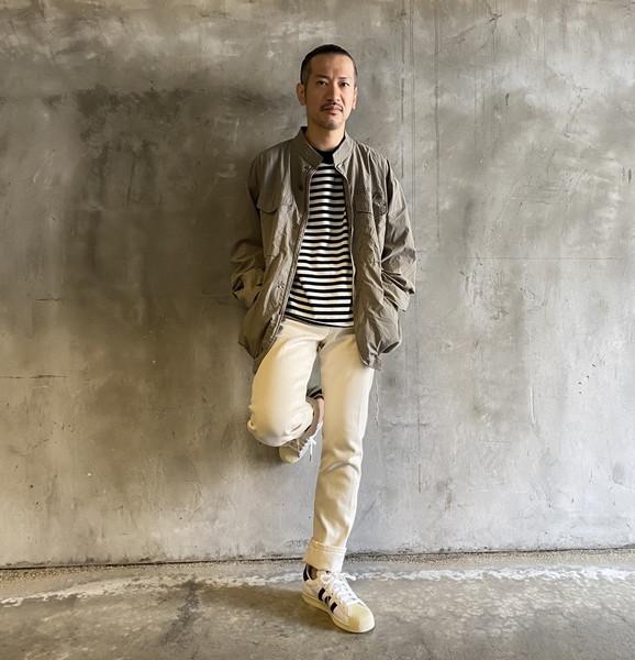 『Mix styling』 Mando(マンド)