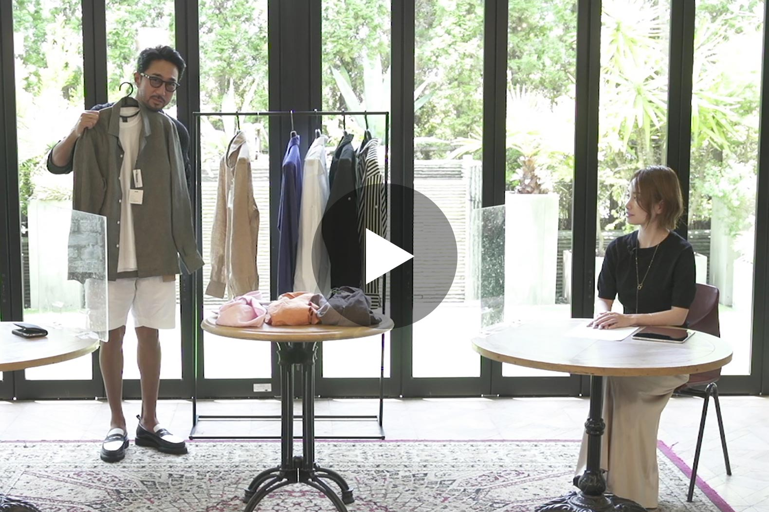 シャツ+◯◯で好印象コーデ! 女子に人気 「キレイ目男子スタイル」